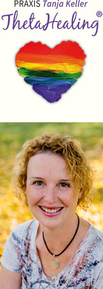 Tanja Keller Theta Healing in Heusweiler, Portrait